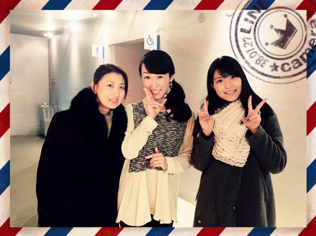 【ほし×こえ】東京公演で嬉しかったことのひとつは家族や友達が観にきてくれたこと!なんと大西沙織ちゃんが来てくれました…え