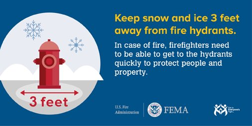 When digging out from this epic storm, don't forget those hydrants! #blizzard2016 https://t.co/p742kHMitQ
