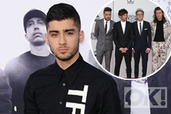 'I'm not fussed': @zaynmalik admits he doesn't care about staying pally with One Direction: