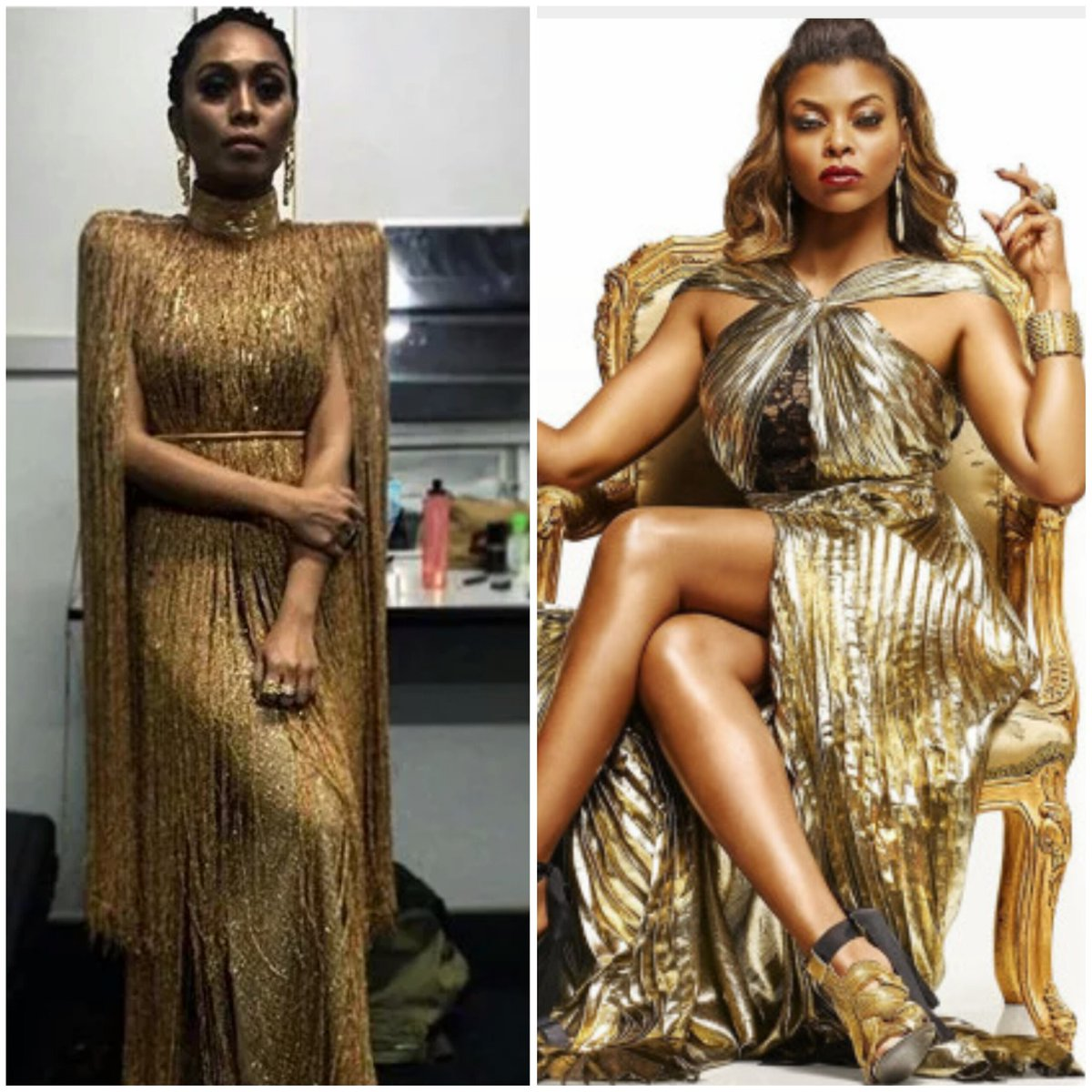 I think cookie lyon has found her long lost sister!! #empireseason3? https://t.co/cDIsX6gsaj