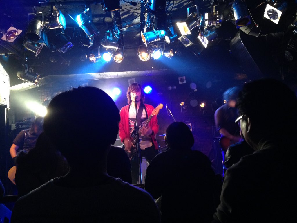 puff noide、GEMINI、スカーフ!!レコ発3マン楽しかった!!! https://t.co/lJbBtK47ic