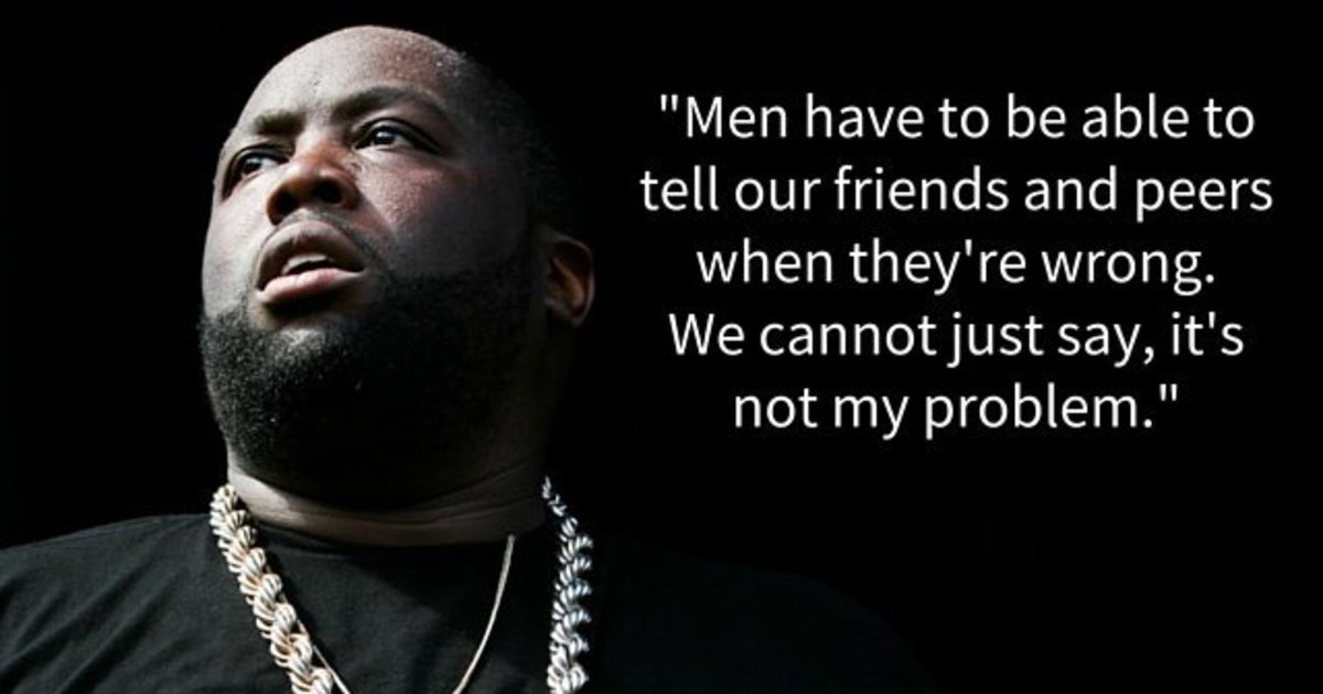 Rapper Killer Mike calls on men to fight sexual harassment in the music industry https://t.co/H913pSeNKr https://t.co/7CQI71cuJ5