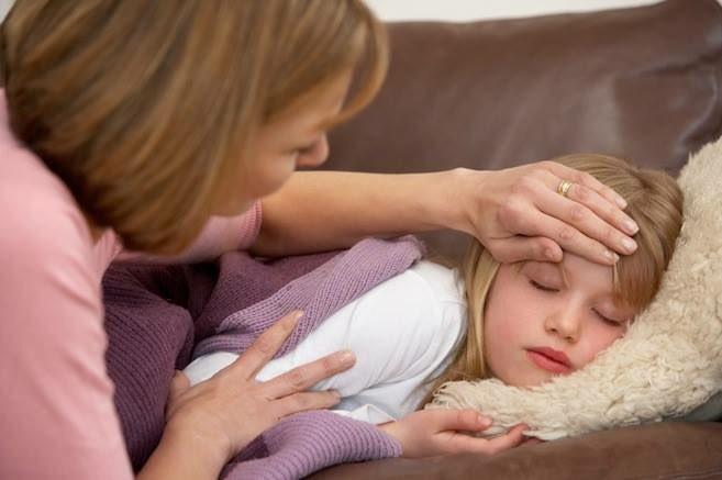 Hati-hati Beberapa Penyakit Menular Ini Sering Menyerang Anak Kecil - AnekaNews.net