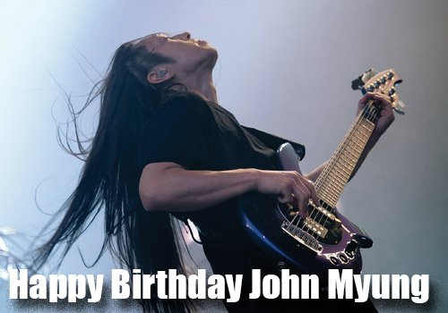 Please join us in wishing John Myung a very Happy Birthday! https://t.co/ZZ0Eb3buDH