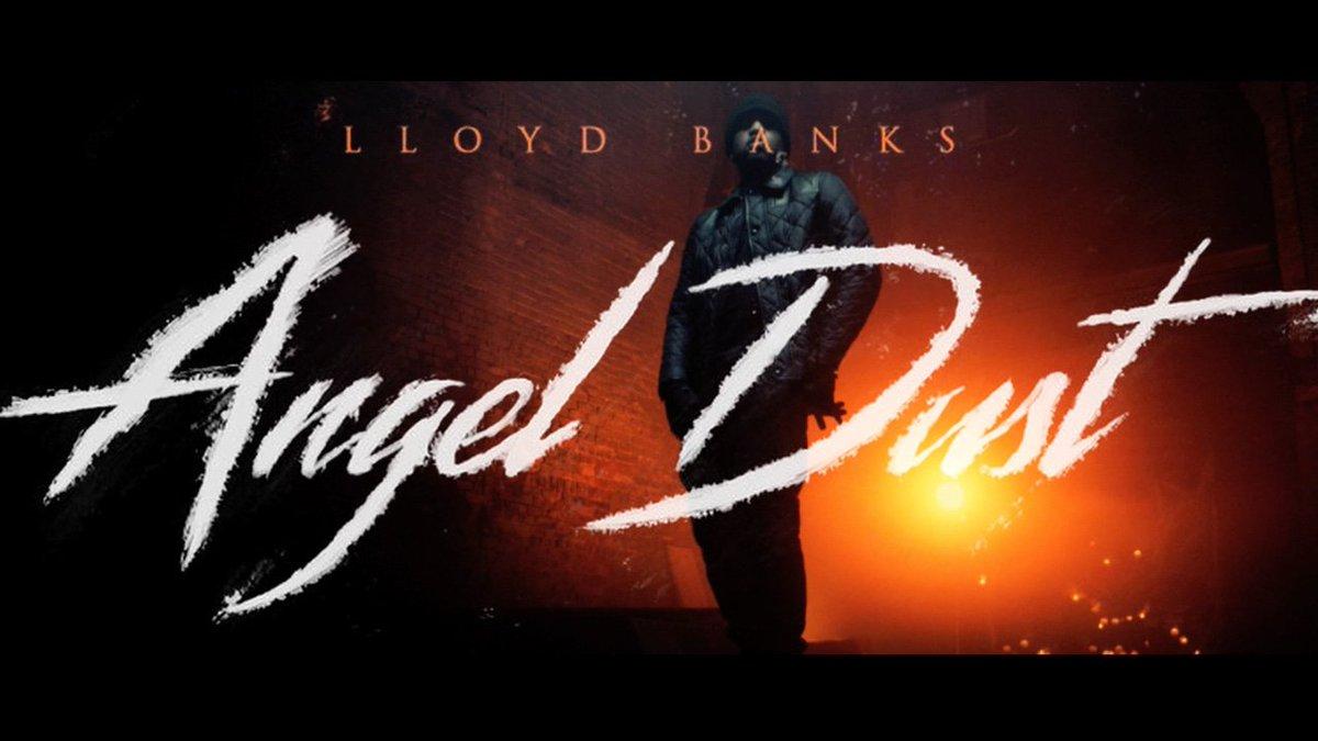 New @Lloydbanks video ANGEL DUST, check it out. #EFFENVODKA #FRIGO #SMSAUDIO https://t.co/2FxGMMOwZZ https://t.co/xBSB07NMJZ