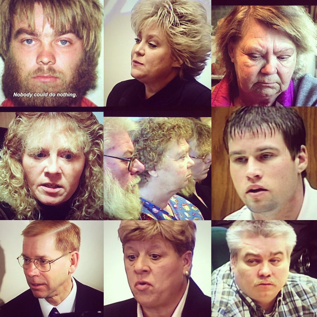 I tell you what is a crime. Someone who charges money for haircuts in Manitowoc. #MakingAMurderer https://t.co/J9gN7GznFv