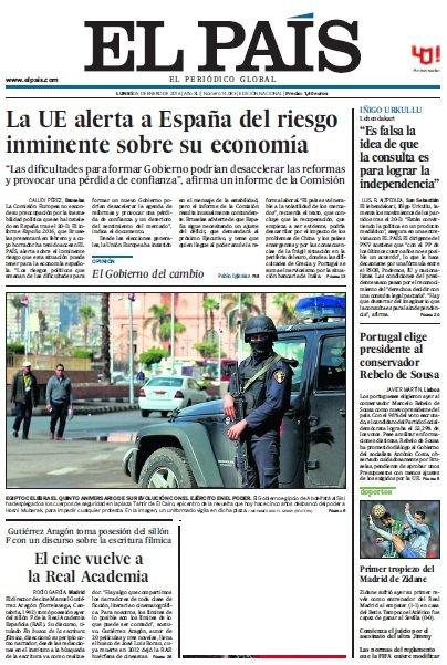 """Europa y la banca avisa sobre la economía española. FG: """"Empieza a paralizarse la inversión"""" https://t.co/vxcqk5ftId"""