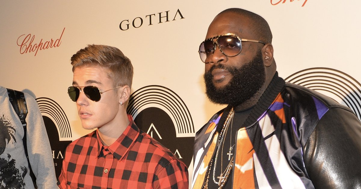 ".@rickyrozay remixes @justinbieber's ""Sorry"" https://t.co/mLWManmm99 cc @DJTayJames https://t.co/SPxtTojI9D"