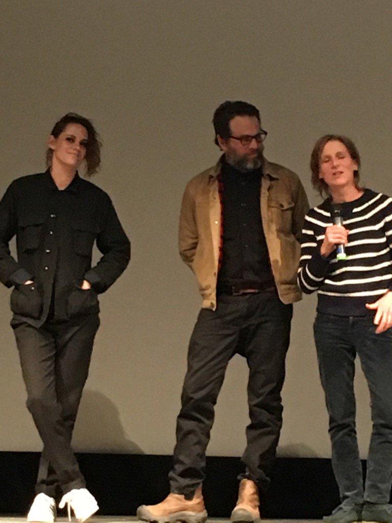 Kristen, Kelly Riechardt Q&A #CertainWomen #Sundance
