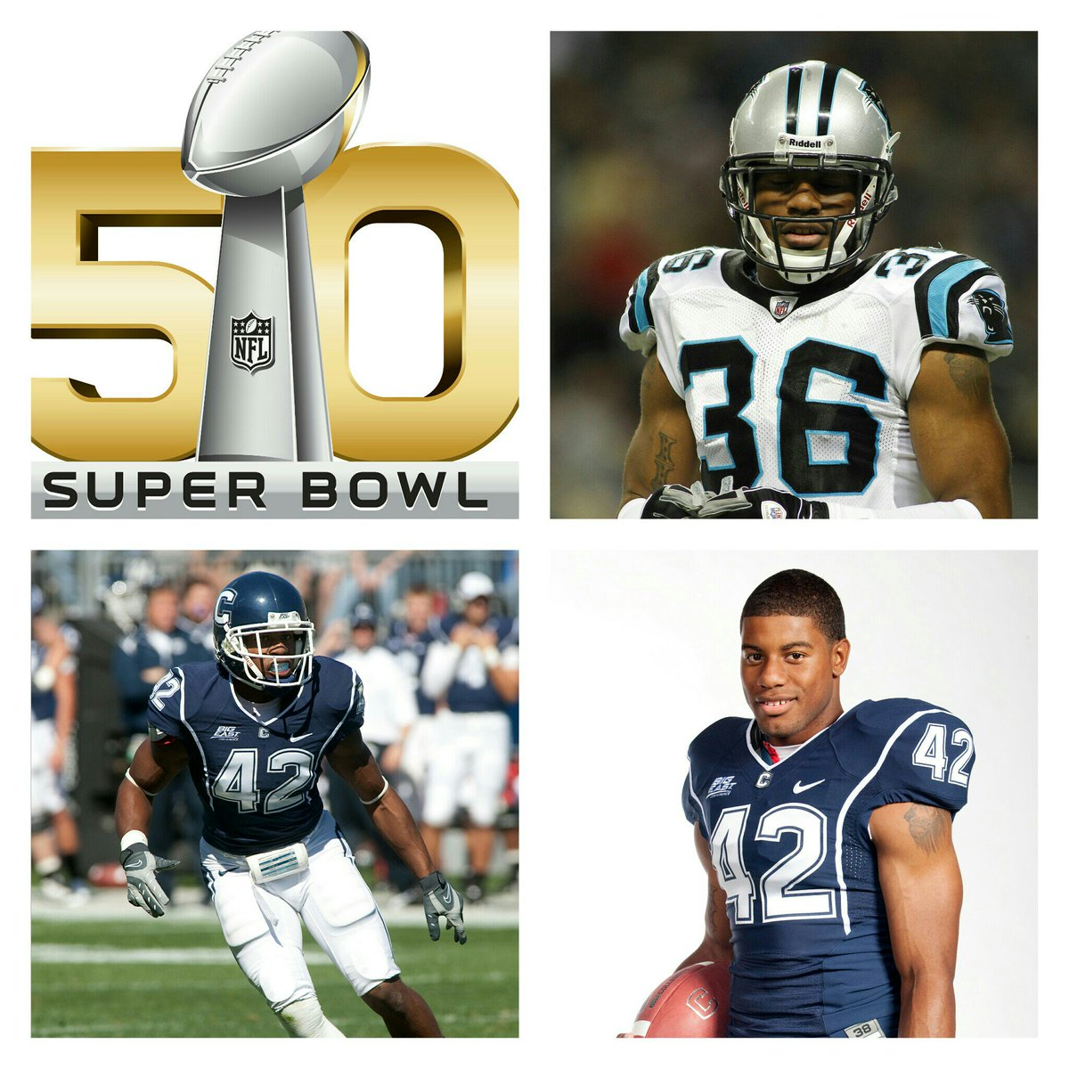Congratulations to former Husky Robert McClain and the @Panthers for advancing to @SuperBowl #UConnNation https://t.co/mESVX4uGh6