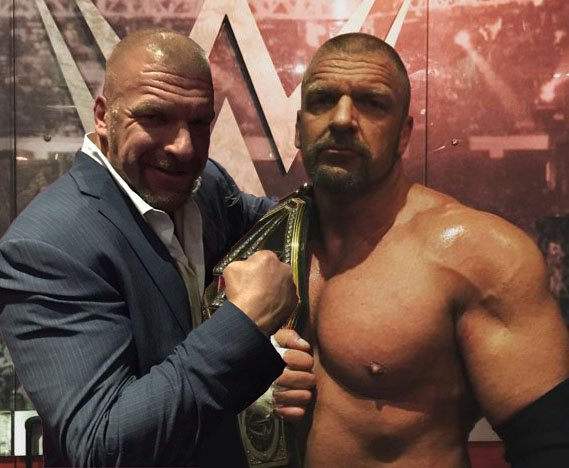 Look who Triple H just signed to WWE ...... https://t.co/p2tr69WqAy