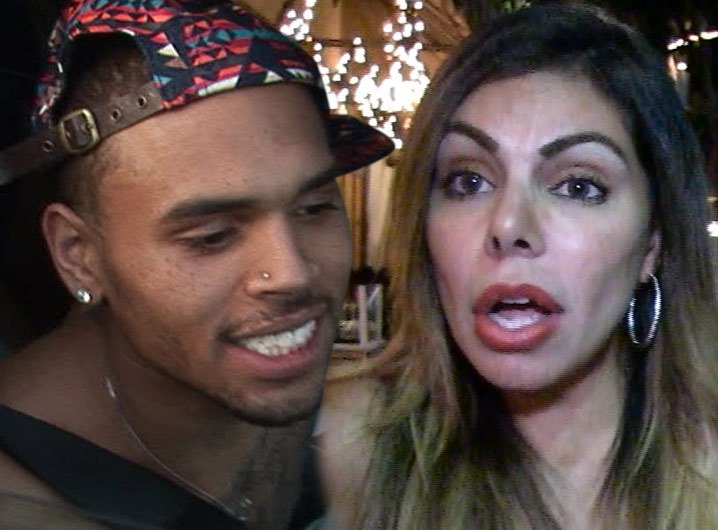 Chris Brown -- Cops Close Criminal Investigation On Female Accuser's Flimsy Claim