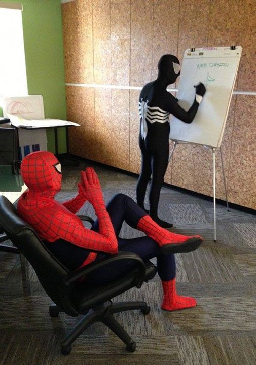 Web designers at work. https://t.co/nRq1QWjoSm
