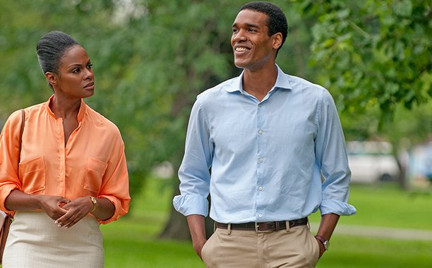 Barack & Michelle Obama meet cute in the soulful and sweet SouthsideWithYou: