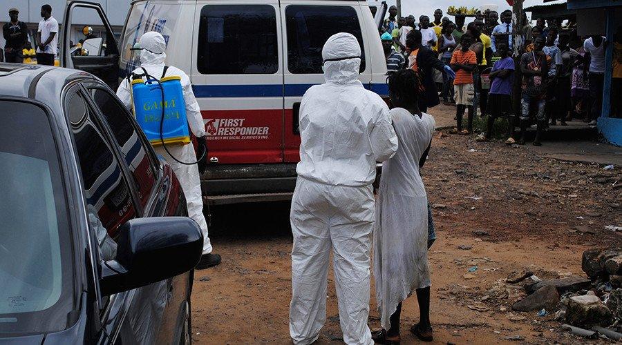 Russia donates mobile Ebola lab to Guinea