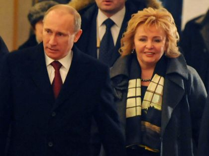 Putins Ex Wife Lyudmila Has Remarried And Her New Hubby Is 20 Years Younger Than