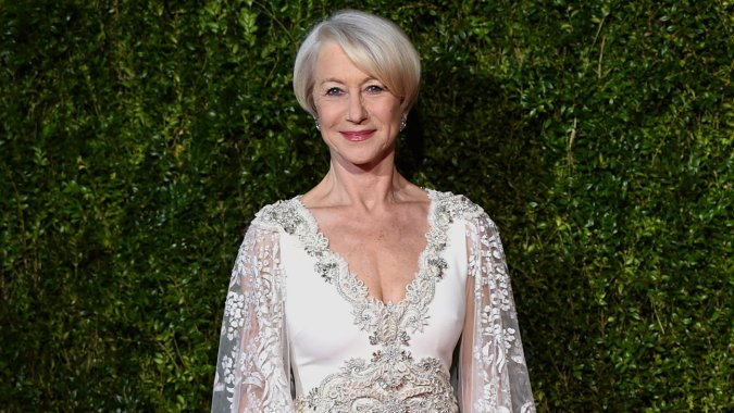 BBC Considers Enlisting Helen Mirren to Get Older Viewers to Voluntarily Pay License Fee