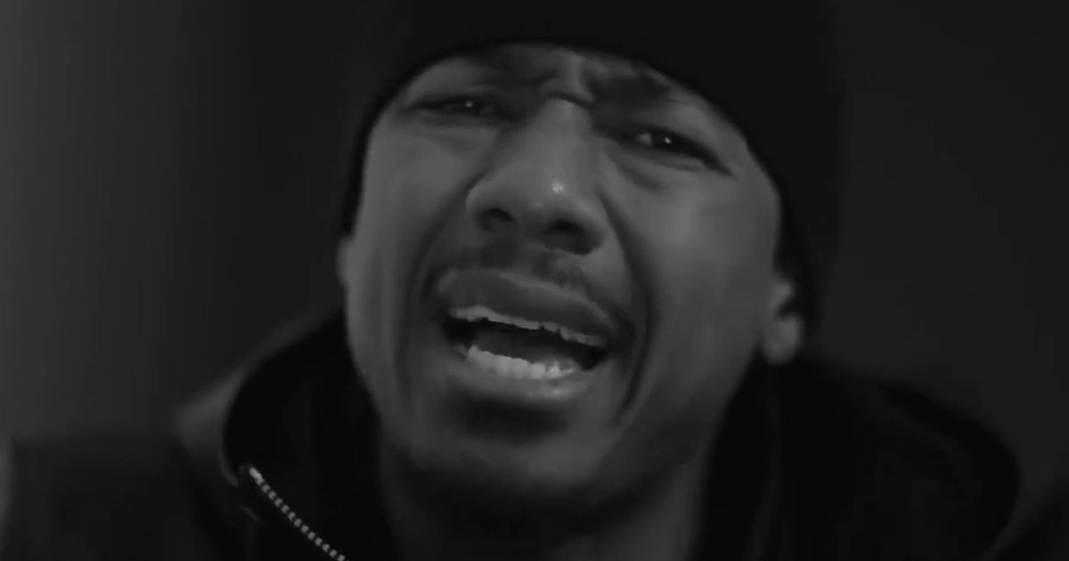 Nick Cannon -- Oscars Ain't Worth Our Time, But I Will Rhyme ... About It? (VIDEO)