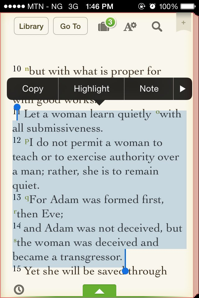 Was reading my bible earlier today, words of wisdom. If only they'll adhere https://t.co/5t0iiRIEeX