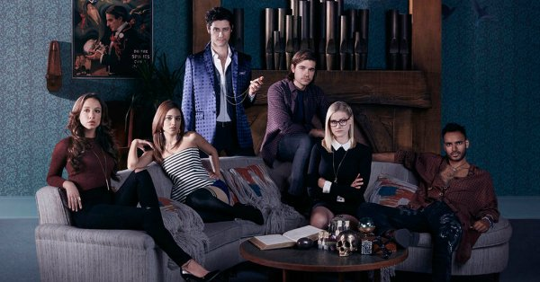 Why SyFy's The Magicians will be your new fantasy TV obsession