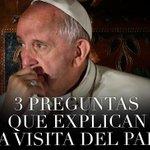#PapaEnMex Tres preguntas que explican la visita de @Pontifex_es a México -----> https://t.co/miYL0YvDDK https://t.co/1hUGTWjb6x #PapaEnMex
