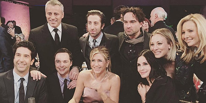 Behind the big bucks of this Friends and Big Bang Theory Instagram