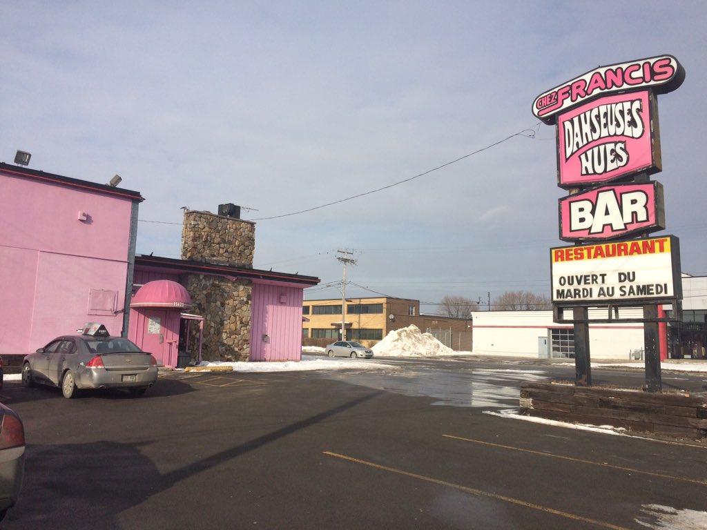 Strip club for dale