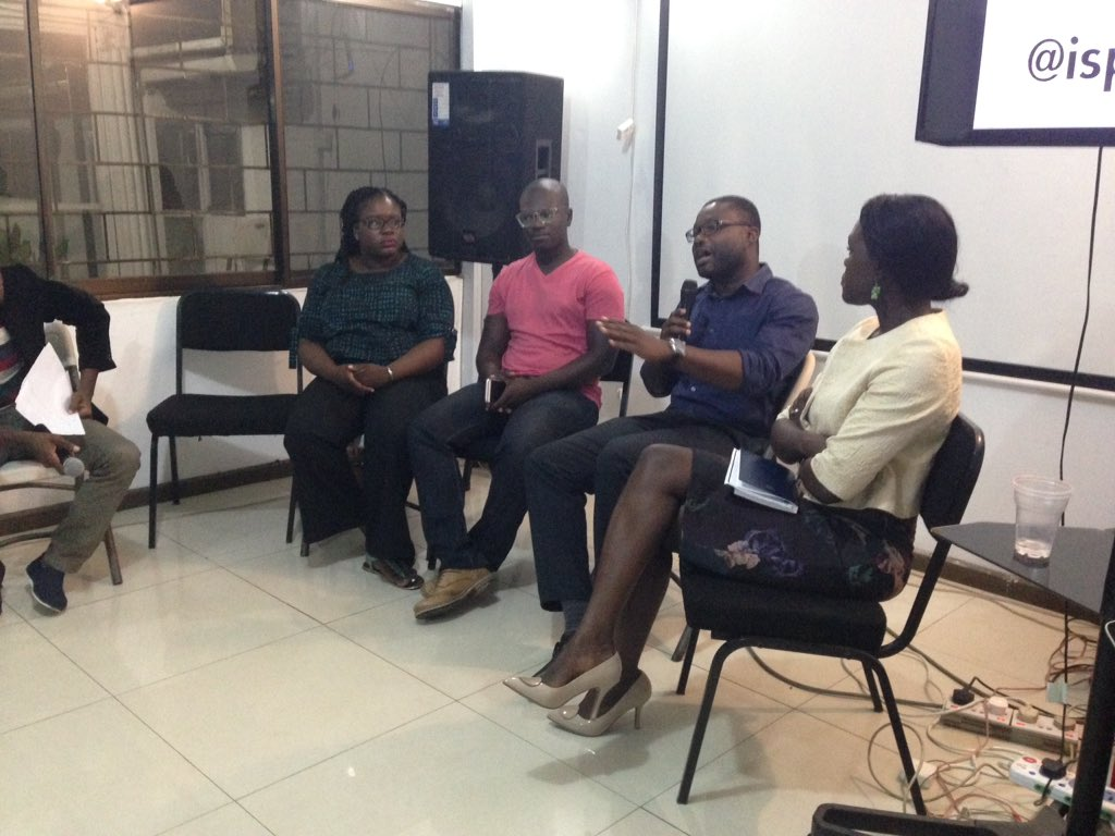 #SIW2016: Discussing the potential of social business in Ghana @iSpaceGh https://t.co/KBbFwktQz6