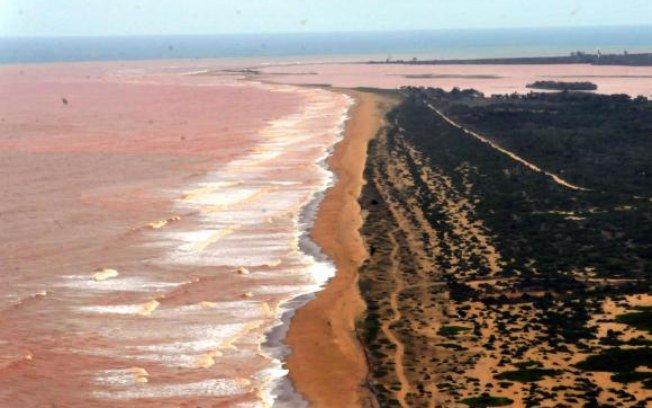 Lama de barragem da Samarco pode chegar ao Caribe, diz secretário → https://t.co/GGfIFOvVWs https://t.co/JZ28D7LYd9