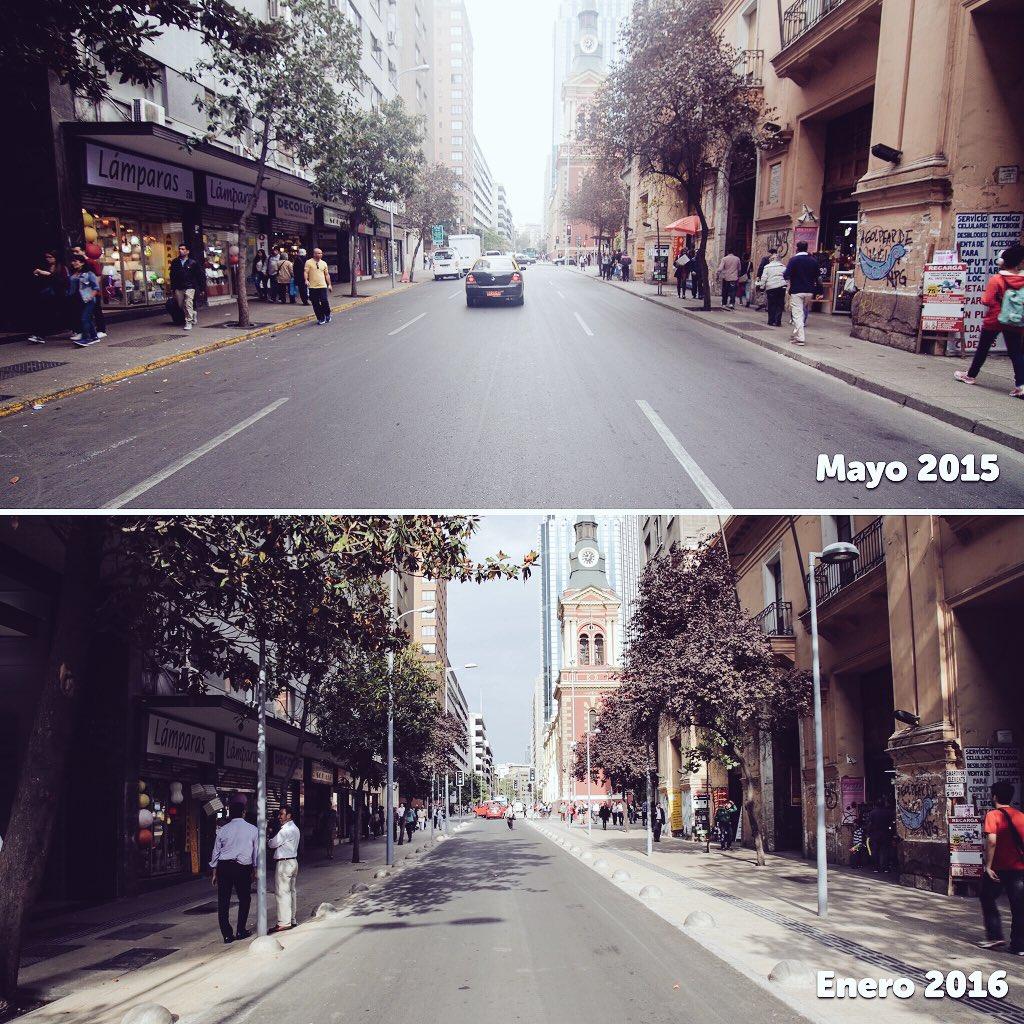 Esto es hermoso. Paso a paso Santiago avanza hacia una nueva lógica urbana donde las personas son protagonistas. https://t.co/MFbRgX9kdo
