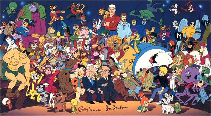 I'm suddenly extremely sad that the world of Hanna-Barbera is no more, for current generations. https://t.co/wwtpAngf5e