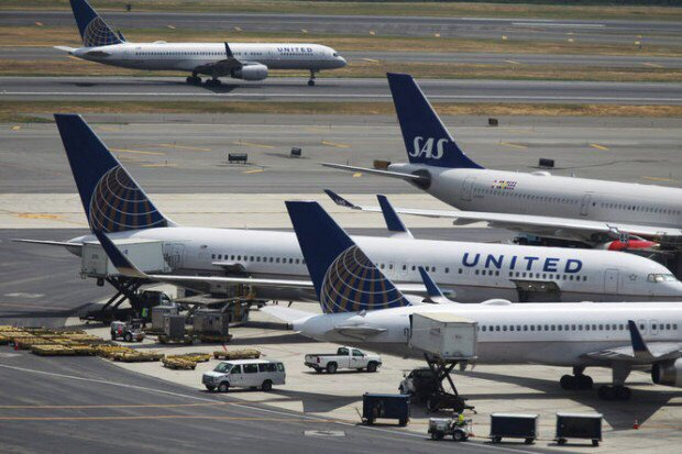 United still struggling to get storm-delayed passengers out of Newark