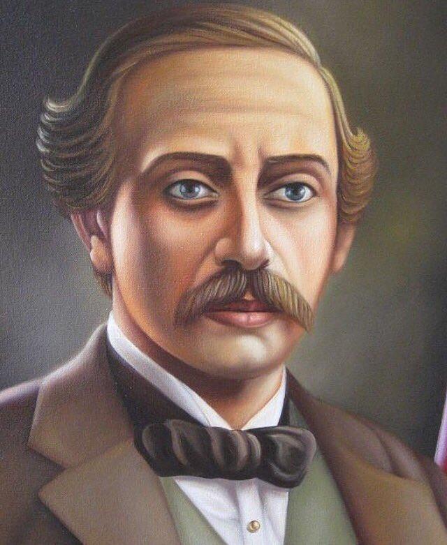 Recordando a nuestro padre de la Patria en su día. Juan Pablo Duarte