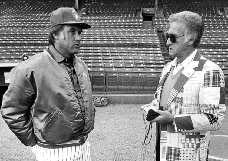 Bob Uecker turns 82 today. Here's a look back at his career, in 20 photos: https://t.co/vRcTGIO6Na https://t.co/cOfczFoDqi