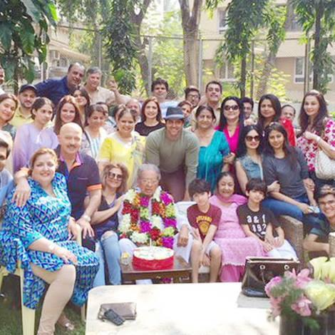 HAPPY B DAY: 90        Hrithik Roshan        ,