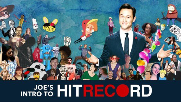 RT @SemblyApp: Watch: check out this cool new platform for creative collaborations @hitRECord https://t.co/32mG8f4Eov https://t.co/HIB993m5…