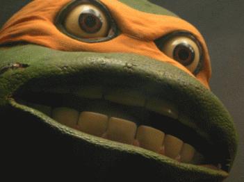 Me when I saw the Platinum Games TMNT trailer. https://t.co/ykRLatmjJW