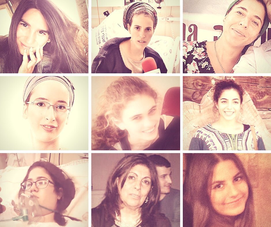Faces of the Israeli women who were murdered by Palestinian terrorists since Sep. The PA glorifies these terrorists. https://t.co/tvQ5zpME20