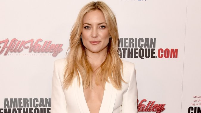 Watch Kate Hudson Dubsmash @Adele, Baha Men and Ricola Ad on @FallonTonight