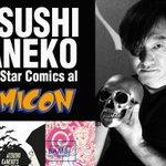 spEACH_balloon: RT C4Comic: Napoli Comicon 2016: Atsushi ... #AtsushiKaneko #Bambi #Deathco #EdizioniStarComics … https://t.co/fy67kc9KC3
