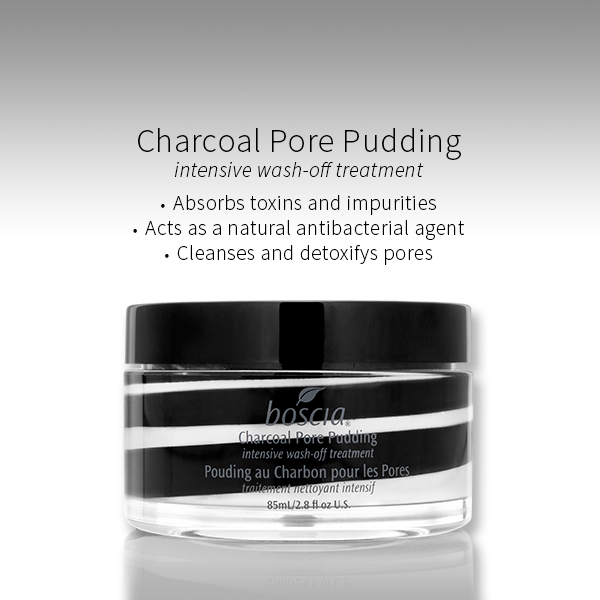 Our NEW Charcoal Pore Pudding will take your skin from dull and dry to soft and luminous! RT this post to #win! https://t.co/YOwV2B6TmF