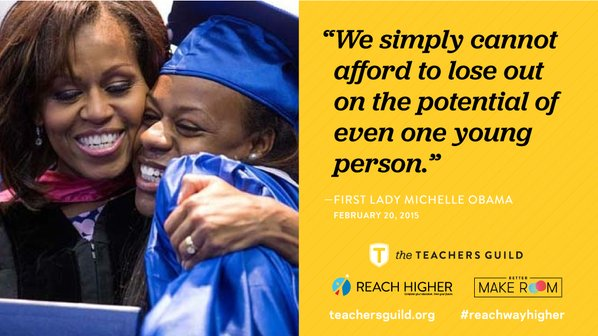 .@FLOTUS wants to see your ideas to help students fulfill their college dreams: https://t.co/Jyld1fw7oe https://t.co/BJL3jOfm9p