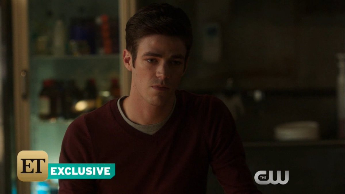 #TheFlash exclusive: Barry & Patty's post-breakup tension will break your heart!