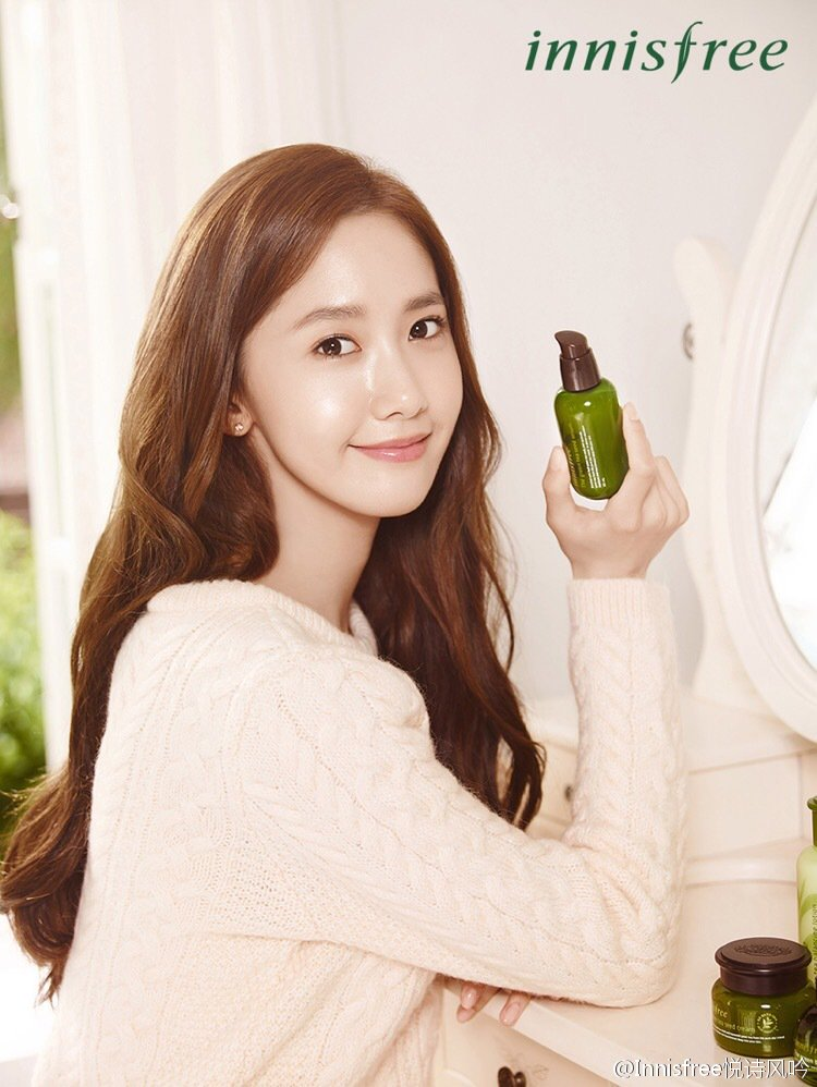 """SNSD Yoona for """"innisfree"""" Promotion https://t.co/lQyckQQyBS"""