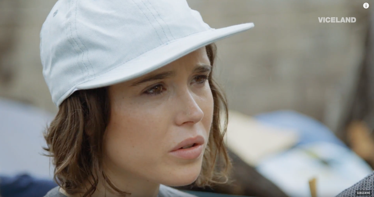 Viceland Debuts First Trailer for Ellen Page's 'Gaycation' https://t.co/x7So5cj4o4 https://t.co/eG5Vviyara