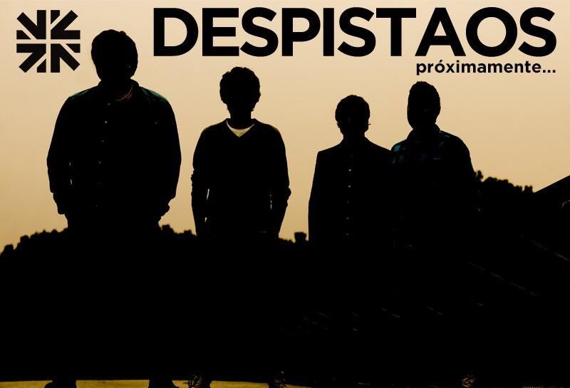 Este año habrá gira de @Despistaos además de algunos cambios que pronto anunciaremos. #DESPISTAOSvuelve