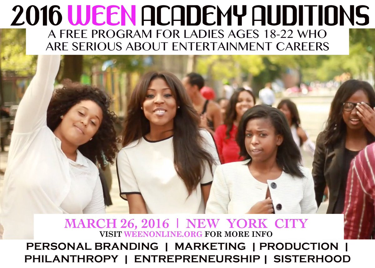 WEEN ACADEMY AUDITIONS | 3/26/16 | NYC | Only the strong survive! >> https://t.co/ME2dzWGqhO for deets. #weenacademy https://t.co/nLwKbzCm3L