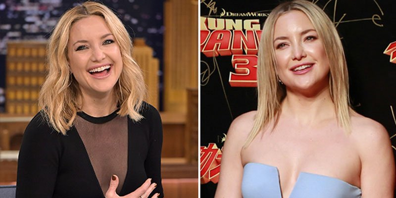 Kate Hudson dishes on her new hairstyle after chopping off 7-inches!