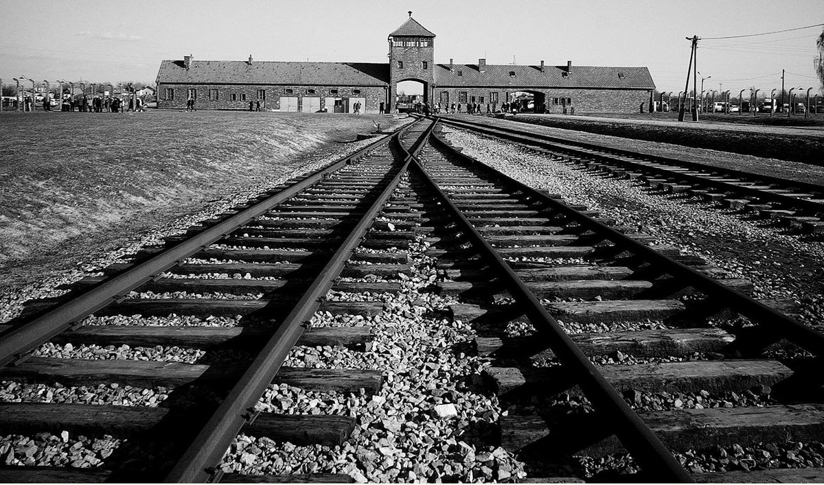 Today is Holocaust Memorial Day. Today, we will not stand by. Share our film: https://t.co/g3jBc7s5Kk #HMD2016 https://t.co/CwkSbjNMk3