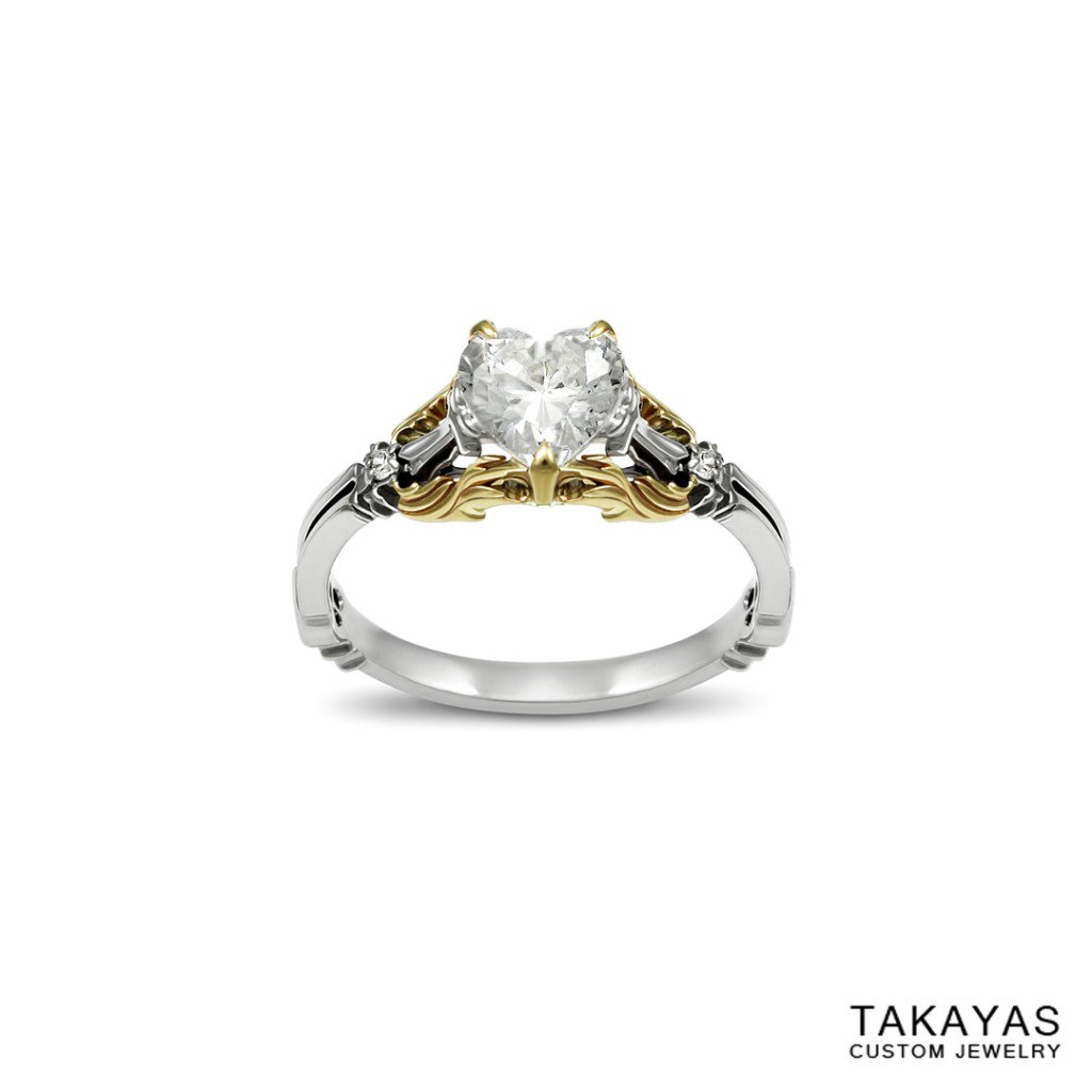 KHファンのカップル、男性が彼女にプロポーズする為に「キーブレード:約束のお守り」をイメージした婚約指輪を制作依頼。プロポーズは成功した模様! (@MoogleKupoCake)https://t.co/TVlh1FAgYi https://t.co/6kCDWkuT2l